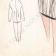 DÉTAILS 07 | Dessin de Mode - France - Paris - Années 1950/1960 30/47