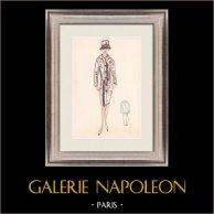 Modezeichnung - Frankreich - Paris - 1950er/1960er 32/47