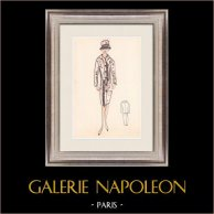 Fashion Drawing - France - Paris - Years 1950/1960 32/47