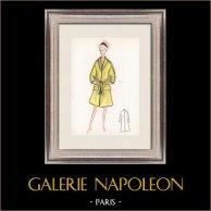 Modezeichnung - Frankreich - Paris - 1950er/1960er 34/47