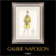 Fashion Drawing - France - Paris - Years 1950/1960 34/47