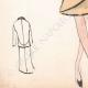 DÉTAILS 05 | Dessin de Mode - France - Paris - Années 1950/1960 35/47