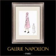 Fashion Drawing - France - Paris - Years 1950/1960 41/47