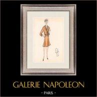 Fashion Drawing - France - Paris - Years 1950/1960 47/47