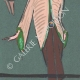 DÉTAILS 06   Dessin de Mode - France - Paris - Années 1950