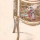 DÉTAILS 03 | Dessin Préparatoire - Ebénisterie - Vitrine N°687