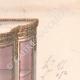 DÉTAILS 04 | Dessin Préparatoire - Ebénisterie - Vitrine N°687
