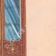 DÉTAILS 04 | Dessin Préparatoire - Ebénisterie - Vitrine N°43
