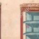 DÉTAILS 02 | Dessin Préparatoire - Ebénisterie - Vitrine N°531