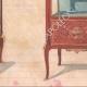 DÉTAILS 04 | Dessin Préparatoire - Ebénisterie - Vitrine N°531