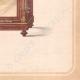 DÉTAILS 06 | Dessin Préparatoire - Ebénisterie - Vitrine N°228