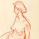 DÉTAILS 04 | Etude de Nu Féminin (Huber) 12/76