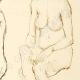 DÉTAILS 04   Etude de Nu Féminin (Huber) 29/76