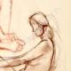 DÉTAILS 04 | Etude de Nu Féminin (Huber) 38/76