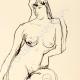 DETALLES 03 | Estudio de Desnudo Femenino (Huber) 46/76