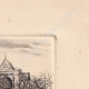 DÉTAILS 05 | Vue de Paris - Eglise Saint Germain l'Auxerrois