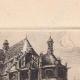 DÉTAILS 02 | Vue de Paris - Eglise Saint Eustache