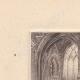 DETAILS 01 | View of Paris - Saint Etienne du Mont Church - Sainte Genevieve's grave