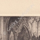 DETAILS 02 | View of Paris - Saint Etienne du Mont Church - Sainte Genevieve's grave