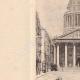 DÉTAILS 02 | Vue de Paris - Le Panthéon - Fronton - Dôme
