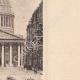 DÉTAILS 04 | Vue de Paris - Le Panthéon - Fronton - Dôme