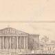 DÉTAILS 02   Vue de Paris - Palais Bourbon - Assemblée Nationale française