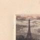 DÉTAILS 01   Vue de Paris - Bords de la Seine - Tour Eiffel