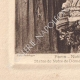DÉTAILS 07 | Statue - La Vierge à l'Enfant - Notre Dame de Paris - XIVème Siècle