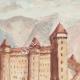 DÉTAILS 02   Château de Beseno - Trentin - Italie (Henriette Quillier)