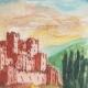 DÉTAILS 05 | Château de Saint Zeno - Montagnana - Vénétie - Italie (Henriette Quillier)