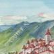 DÉTAILS 02 | Vue de Aoste - Vallée d'Aoste - Château de Bramafam - Italie (Henriette Quillier)