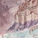 DETAILS 03 | Imaginary Castle in Castel di Sangro - Aquila - Abruzzo - Italy (Henriette Quillier)
