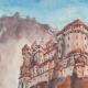DÉTAILS 01 | Château imaginaire - Schener - Tyrol du Sud - Haut-Adige - Italie (Henriette Quillier)