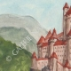 DÉTAILS 01 | Château imaginaire - Castelvecchio - Trentin-Haut-Adige - Italie (Henriette Quillier)