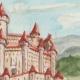 DÉTAILS 02 | Château imaginaire - Castelvecchio - Trentin-Haut-Adige - Italie (Henriette Quillier)