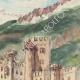 DÉTAILS 02 | Château imaginaire - Vengo - Piémont - Italie (Henriette Quillier)