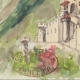 DÉTAILS 03 | Château imaginaire - Vengo - Piémont - Italie (Henriette Quillier)