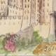 DÉTAILS 04 | Château imaginaire - Vengo - Piémont - Italie (Henriette Quillier)