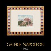 Imaginary Castle - Lucera - Castle - Roman amphitheater - Apulia - Italy (Henriette Quillier)