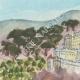 DÉTAILS 01   Château imaginaire - Pulsano - Castello de Falconibus - Tarente - Pouilles - Italie (Henriette Quillier)