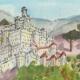 DÉTAILS 02   Château imaginaire - Pulsano - Castello de Falconibus - Tarente - Pouilles - Italie (Henriette Quillier)