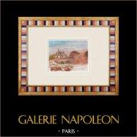 Imaginary Castle - Laterza - Apulia - Italy (Henriette Quillier)