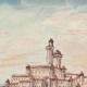 DÉTAILS 02   Château imaginaire - Cassano - Bari - Pouilles - Italie (Henriette Quillier)