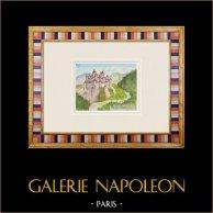 Imaginary Castle - Plouhinec - Morbihan - France (Henriette Quillier)