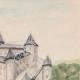 DÉTAILS 05 | Château imaginaire - Château de Tremazan à Landunvez - Finistère - France (Henriette Quillier)