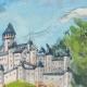 DÉTAILS 02 | Château imaginaire - La Roche-Guéhennec à Mûr-de-Bretagne - Côtes-d'Armor - France (Henriette Quillier)