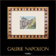 Imaginary Castle - Ville-sur-Illon - Vosges - France (Henriette Quillier)