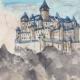 DÉTAILS 01 | Château imaginaire - Ville-sur-Illon - Vosges - France (Henriette Quillier)