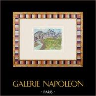 Imaginary Castle - Enceinte de Rions - Gironde - France (Henriette Quillier)