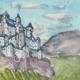 DÉTAILS 05 | Château imaginaire - Enceinte de Rions - Gironde - France (Henriette Quillier)